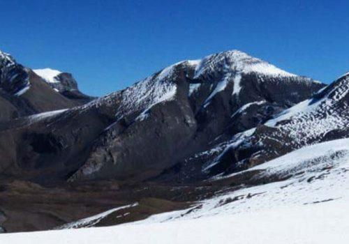 Dhampus-Peak