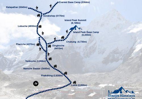 Island-Peak-map