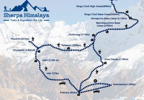 Singu-Chuli-Peak-map