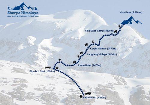Yala-Peak-map
