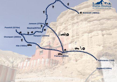 Lower-mustang-trek-map