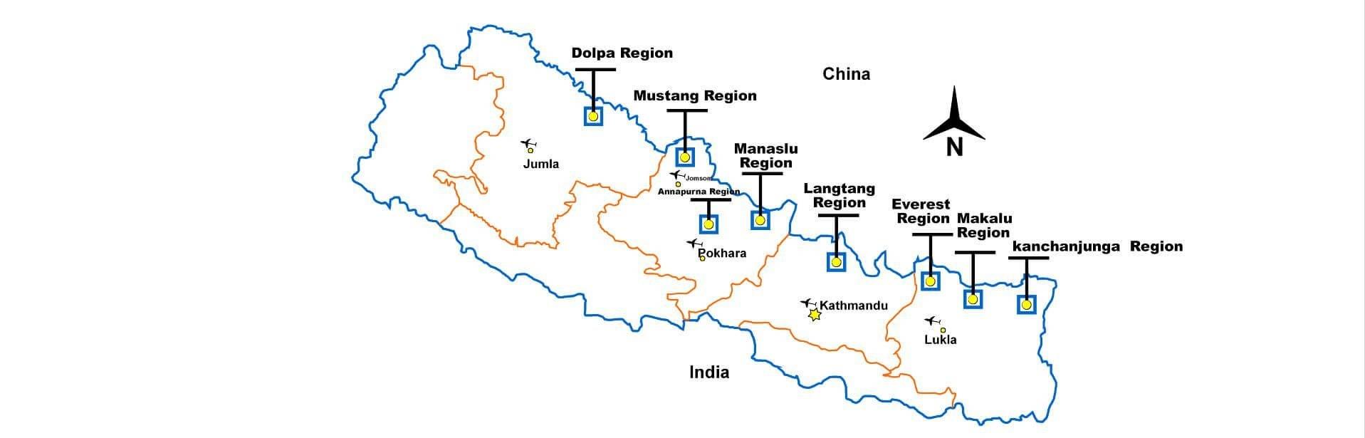 Trekking-Regions-of-Nepal